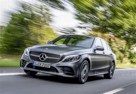 2018 Mercedes-benz C-class Facelift First Drive Review