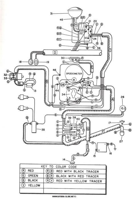 63 pan wiring schematic harley davidson forums