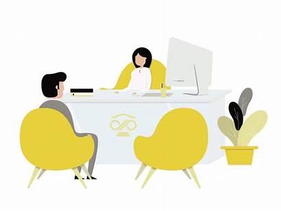 Meeting Conversation Meetings Space Safe Honest Dribbble