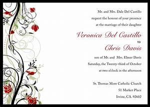 design wedding invitations theruntimecom With wedding invitation designs creator