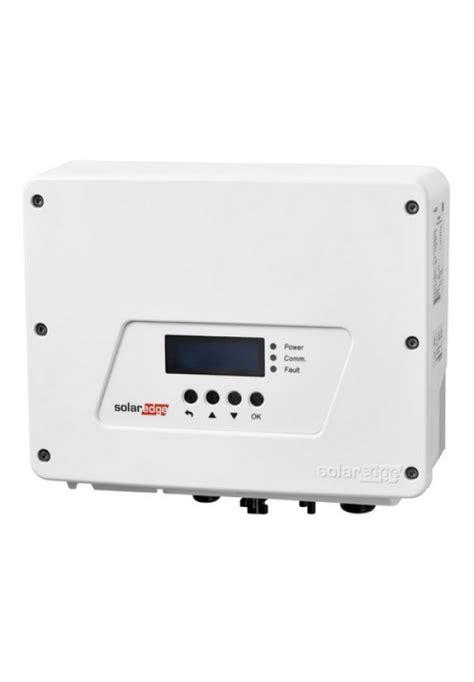 solaredge seh solaredge solar inverter europe