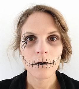 Maquillage D Halloween Pour Fille : make up d halloween super facile prettylittletruth blog lifestyle voyage mode cuisine ~ Melissatoandfro.com Idées de Décoration