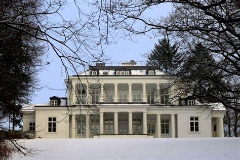 Landhaus Hamburg by Hirschpark Im Hamburger Stadtteil Nienstedten Das