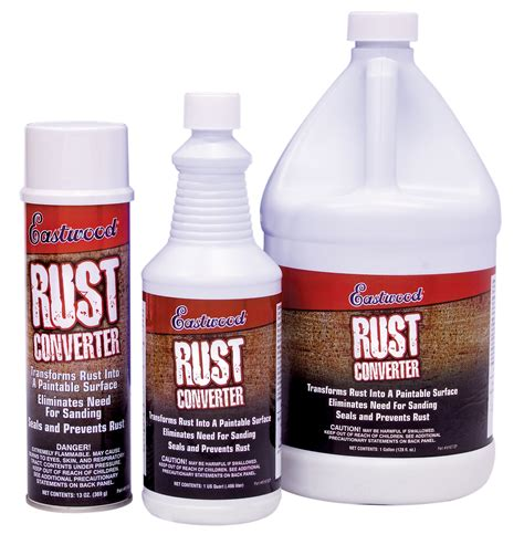rust tank eastwood removal gas chemical surface converter automotive tips rusty into restoration remove corrosion inside compound removes polish wax