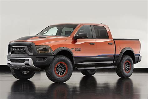 Report Will The 2019 Ram 1500 Get Turbo Power And