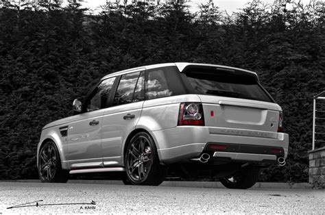 land rover silver 2011 silver range rover autobiography by project kahn