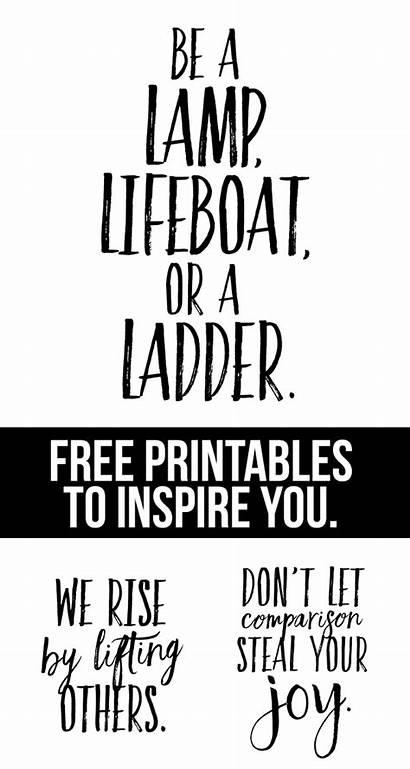 Printables Quotes Inspirational Messages Printable Motivational Livelaughrowe