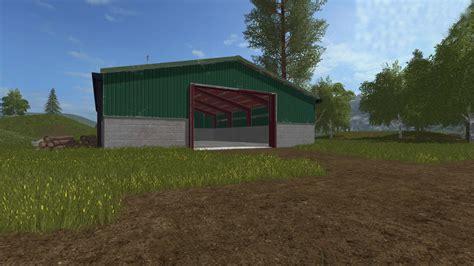 machine shed mk fs farming simulator   mod