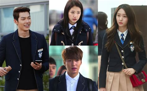 10 adorable school uniforms that make you wish you were a student in Korea