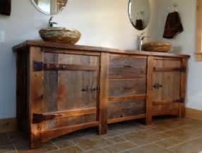 Rustic Bathroom Vanity Sets by Rustic Bathroom Vanities Home Design By