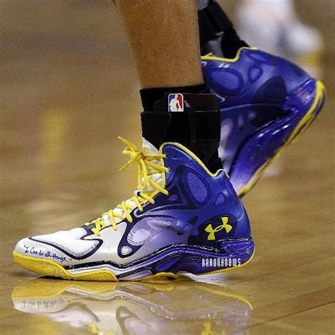 Stephen Curry Under Armour Shoes
