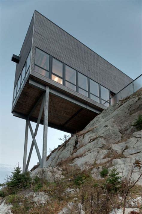 cliff house architecture fubiz media