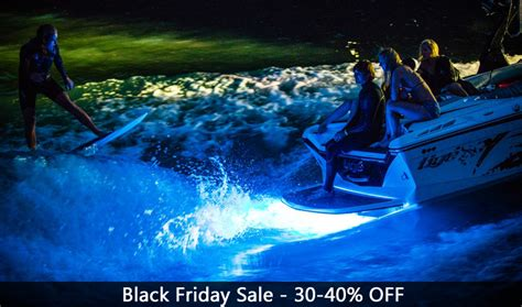 Black Friday Boat Sale by Black Friday Sale Get 30 40 Off All Underwater Led Boat