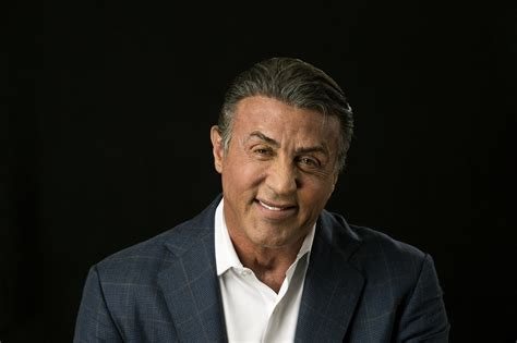 Sylvester Stallone Says A 'rocky' Reshoot Made Him