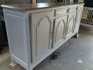 Peindre armoire en chene 3 relooking meubles pinterest for Idee deco cuisine avec meuble salle a manger chene blanchi