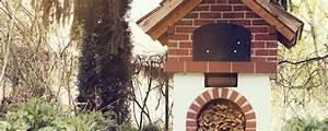Pizzaofen Kaufen Garten : 5 gr nde warum du einen eigenen pizzaofen f r den garten bauen solltest ~ Frokenaadalensverden.com Haus und Dekorationen