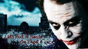 Joker Quotes Wallpapers - WallpaperSafari
