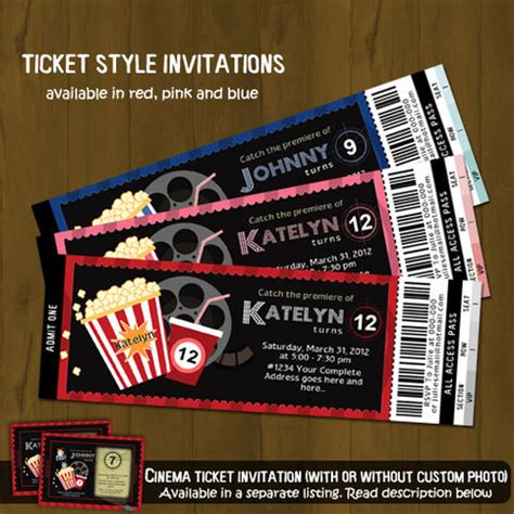 Movie Night Ticket Invitation · Splashbox Printables. Black And Gold Graduation Decorations. Create A Book Online. Wedding Program Sample Template. Website Header Creator. Graduation Gifts For Nursing Students. Free Nightclub Flyer Templates. Bake Sale Flyer Template. Flyer Making Website