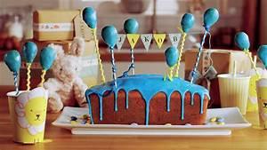 Kuchen 1 Geburtstag Mädchen : rezept 1 geburtstagskuchen von dr oetker youtube ~ Frokenaadalensverden.com Haus und Dekorationen