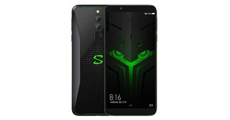 black shark helo gaming phone with 10gb ram launched in china