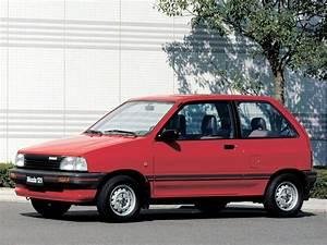 MAZDA 121 Mk1 1987 1988 1989 1990 1991