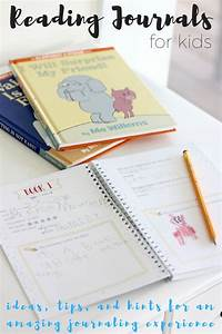 Starting Reading Journals With Kids With Our Tips  Tricks