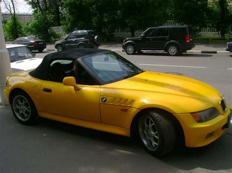 1997 Bmw Z3 For Sale, 1850cc., Gasoline, Fr Or Rr