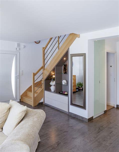 decoration sous escalier
