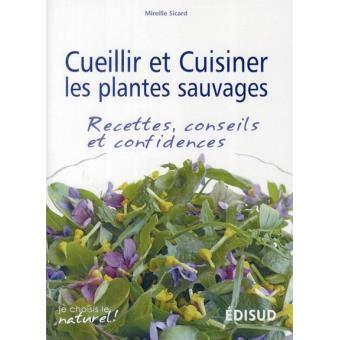 cueillir et cuisiner les plantes sauvages recettes