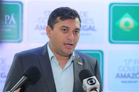 Wilson Lima defende união em Fórum de Governadores da ...