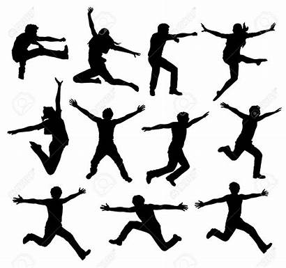 Active Silhouette Clipart Outline Illustration Silhouettes Dreamstime