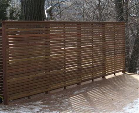 Ipe Deck Tiles Toronto by Building Ipe Privacy Screens Out Of Ipe Deck Tiles