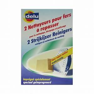 Comment Nettoyer Semelle Fer à Repasser : delu nettoyant semelle fer repasser 2pi ces produits ~ Dailycaller-alerts.com Idées de Décoration