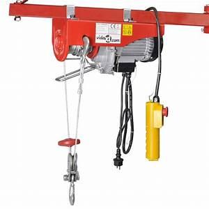 Palan Electrique 220v : palan lectrique palan treuils lectrique construction ~ Edinachiropracticcenter.com Idées de Décoration