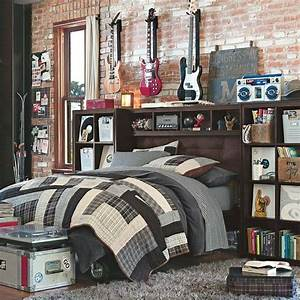 55 wonderful boys room design ideas digsdigs With teen boy bedding what should we do