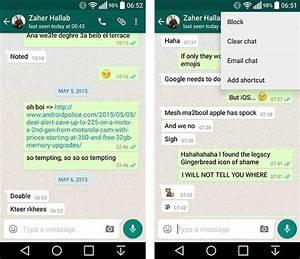 WhatsApp retoca su nuevo diseño con sutiles cambios tuexpertoapps