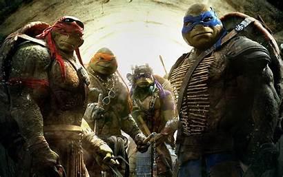 Ninja Wallpapers Turtles Mutant Teenage 4k Tmnt