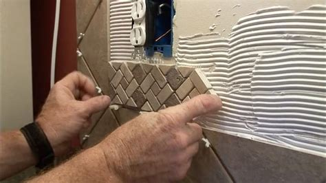How to Install a Ceramic Tile Backsplash   Today's Homeowner