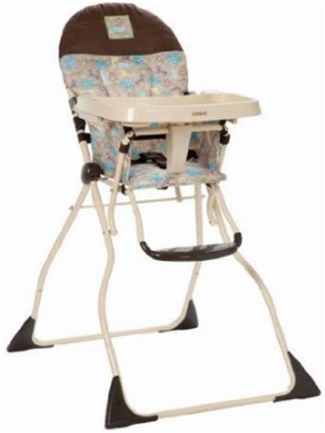 cosco slim fold high chair shutterfly 40 everything and more