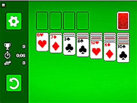 solitaire classique un des jeux en ligne gratuit sur