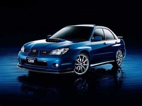 subaru impreza wrx club spec  limited edition car