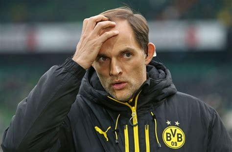 Chelsea boss thomas tuchel, speaking to bbc sport: Borussia Dortmund's Thomas Tuchel Left Out of Transfer