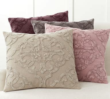 Pillows At Pottery Barn by Drew Embroidered Pillow Covers Pottery Barn
