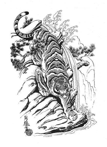 Pin by Michelle Reid on Tattoo | Japanese tiger tattoo, Tiger tattoo, Yakuza tattoo