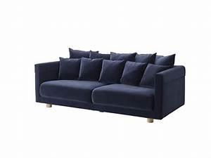 Canapé Velours Ikea : fauteuils et canap s en velours notre s lection d co magazine avantages ~ Teatrodelosmanantiales.com Idées de Décoration