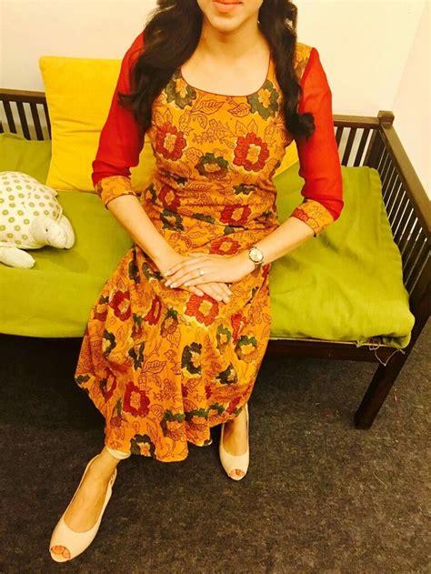 orange  red  fabulous elegant frocks salwar