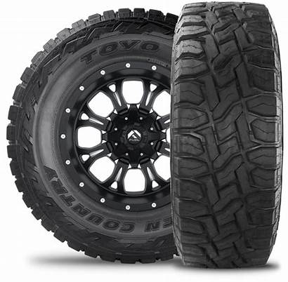Toyo Country Open 50r20 35x12 Wheels Rt