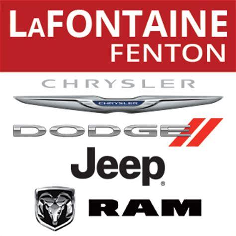 lafontaine chrysler dodge jeep ram  fenton fenton mi