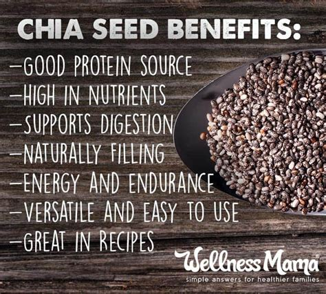 Benefits of Chia Seeds (27 Creative Ways to Use Them