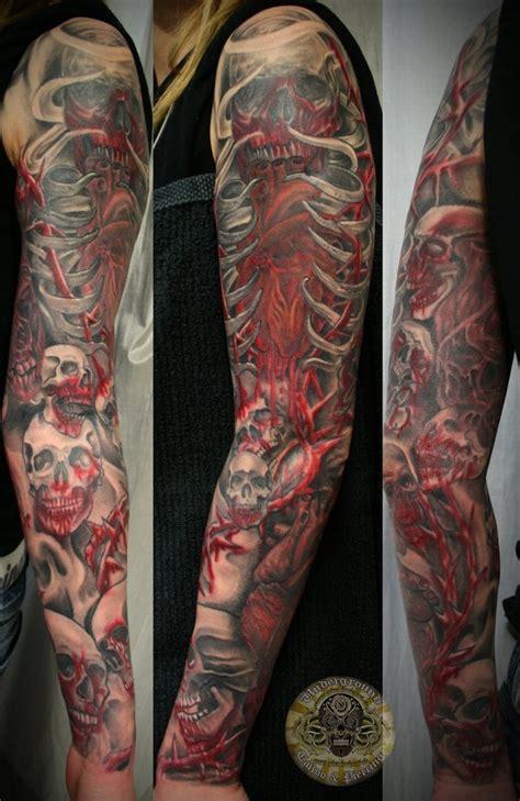 full sleeve tattoos inkdoneright